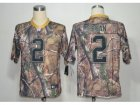Nike NFL Atlanta Falcons #2 Matt Ryan camo Jerseys[Elite]