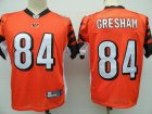 Cincinnati Bengals #84 Gresham orange