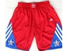 2013 All-Star Western Conference Red Shorts