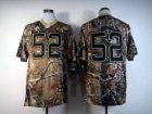 Nike NFL San Francisco 49ers #52 Patrick Willis camo jerseys[Elite]