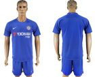 2017-18 Chelsea Home Soccer Jersey