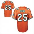 nfl Miami Dolphins #25 Reggie Bush orange
