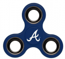 Braves Blue Finger Spinner