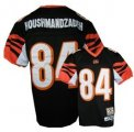 nfl Cincinnati Bengals #84 Houshmandzadeh Throwback black