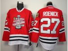 NHL chicago blackhawks #27 roenick red[new 2013 Stanley cup champions]