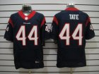 Nike NFL houston texans #44 tate dk.blue Elite Jerseys