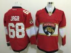 Florida Panthers #68 Jaromir Jagr Red New Stitched NHL Jersey