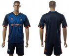 2016-17 New York FC Away Customized Soccer Jersey
