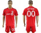 2016-17 Toronto FC Home Customized Soccer Jersey