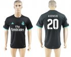 2017-18 Real Madrid 20 ASENSIO Away Thailand Soccer Jersey