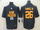 Nike Packers #26 Darnell Savage Jr. Navy City Edition Vapor Untouchable Limited