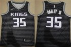 Kings #35 Marvin Bagley III Black City Edition Nike Swingman Jersey