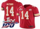 Nike Chiefs #14 Watkins Red 2020 Super Bowl LIV Vapor Untouchable Limited Jersey