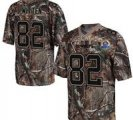 Nike Cowboys #82 Jason Witten Camo With Hall of Fame 50th Patch NFL Elite Jersey