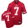 nfl San Francisco 49ers #7 Colin Kaepernick red[kids]