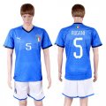2018-19 Italy 5 RUGANI Home Soccer Jersey
