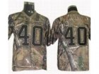 nfl Cleveland Browns #40 Peyton Hillis realtree Jersey camo