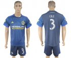 2017-18 Los Angeles Galaxy 3 COLE Away Soccer Jersey