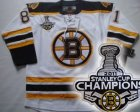 nhl boston bruins #81 kessel white[2011 stanley cup champions]