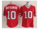 nfl jerseys atlanta falcons #10 bartkowski red[m&n]