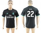 2017-18 Real Madrid 22 ISCO Away Thailand Soccer Jersey