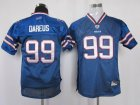 youth nfl buffalo bills #99 dareus blue