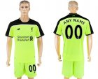 2016-17 Liverpool Third Away Customized Soccer Jersey