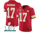 Nike Chiefs #17 Haroman Red 2020 Super Bowl LIV Vapor Untouchable Limited Jersey